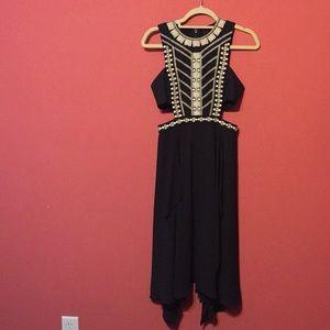 BCBG Maxazria Black Dress Size 4